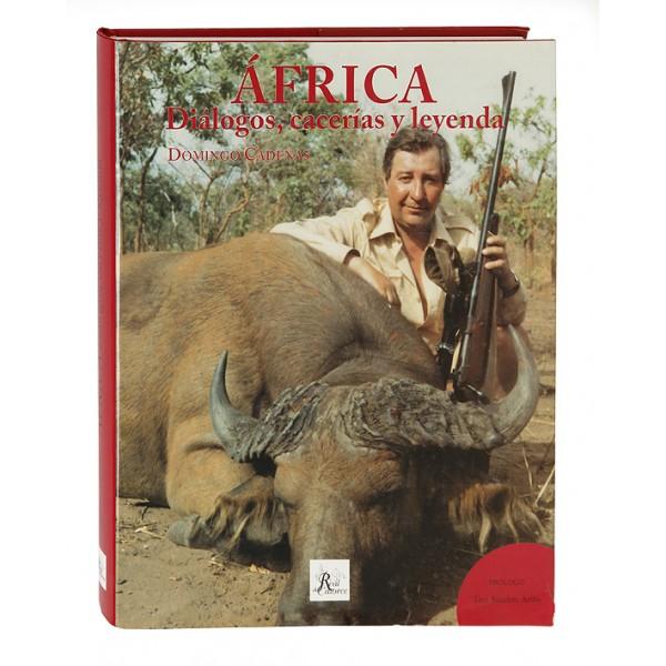 Africa dialogos cacerias y leyendas