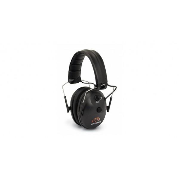 Protector auditivo Cascos de tiro electrónicos Single Mic